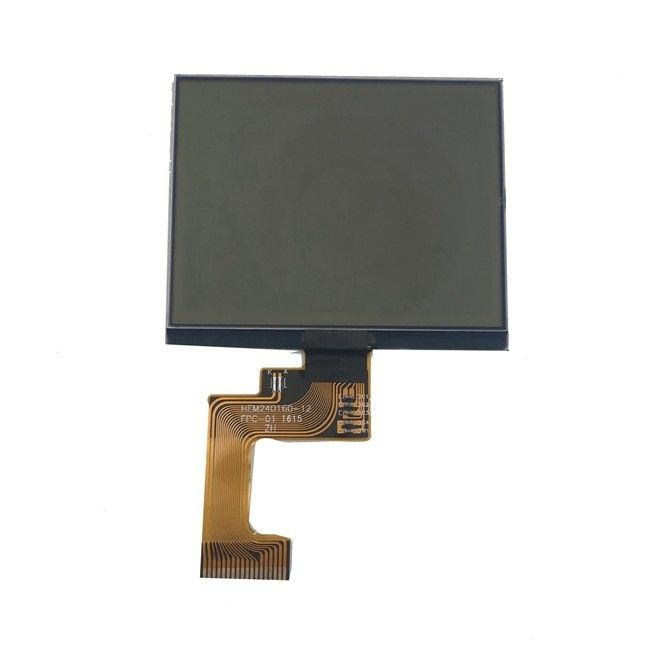 COG 240160 Monochrome LCD Display White Backlight Micro Fstn Lcd Module