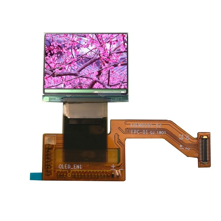 Spi AMoled Full Color Oled Display Module 0.95inch 180*120 For VR