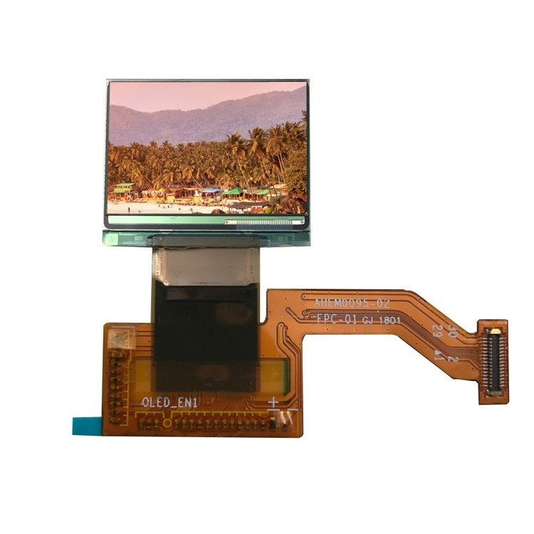 Full Color 0.95inch AMOLED Micro Oled Display Dot Matrix LCD Module Driver Ic SSD1305Z