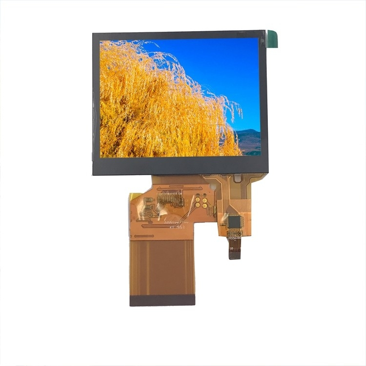 "3.5 "" TFT LCD Display Module For Smart Watch And Musical Instruments OKT0350"