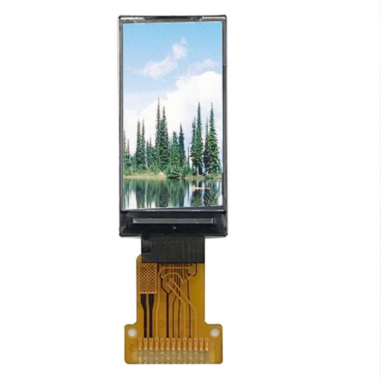 0.96 Inch TFT LCD Display Module 80 X 160 Resolution With 4 SPI Interface