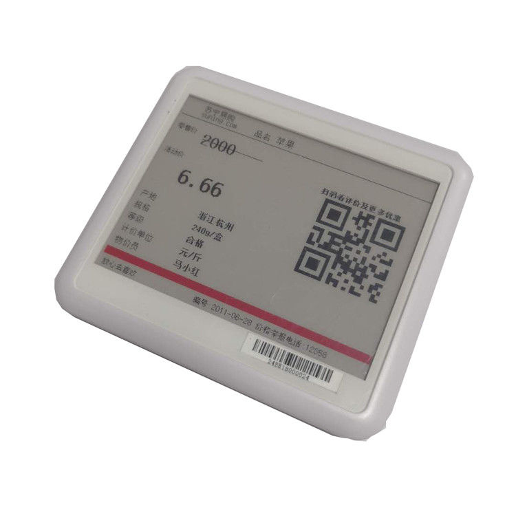 Newest e-ink 4.2 inch price tag for supermarket